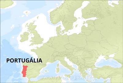 portugália térkép Portugália térképek